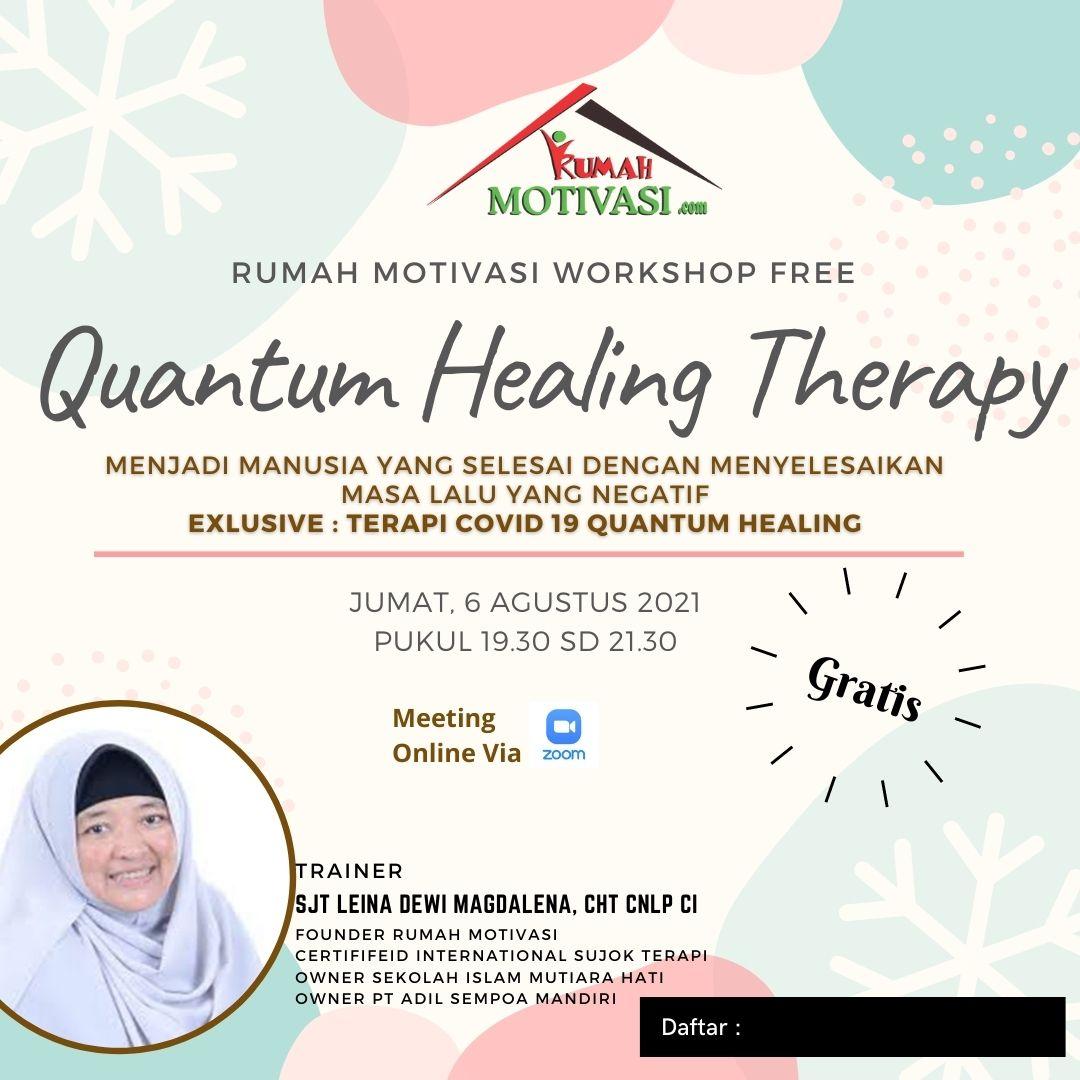 Quntum Healing Therapy